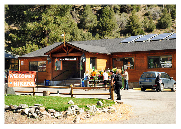 Wrightwood California, Mountain Hardware