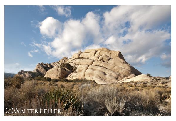 Mormon Rocks, Cajon Pass
